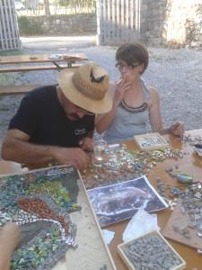 15 mozaik