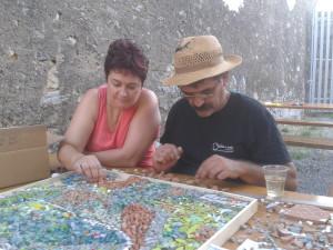 17 mozaik
